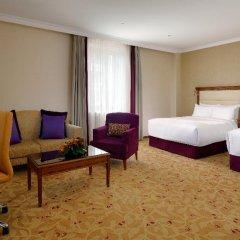 Гостиница Марриотт Москва Ройал Аврора 5* Стандартный номер с 2 отдельными кроватями фото 2