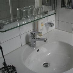 Hotel Bristol Zurich Цюрих ванная