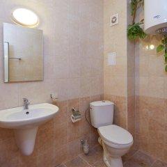 Отель Guest House Ekaterina Болгария, Равда - отзывы, цены и фото номеров - забронировать отель Guest House Ekaterina онлайн ванная фото 2
