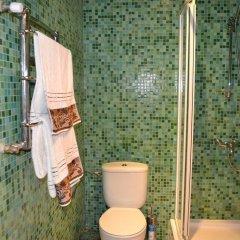 Gnezdo Gluharya Hotel ванная