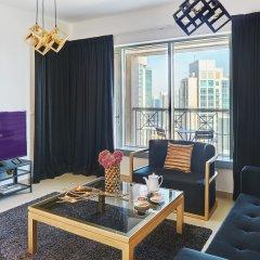 Апартаменты Dream Inn Dubai Apartments 29 Boulevard комната для гостей фото 2