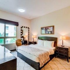 Апартаменты Short Booking - 1 BDR Apartment Greens комната для гостей