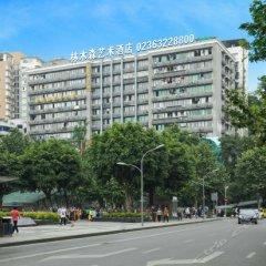 Linmusen Hostel (Chongqing Beibei Pedestrian Street Zhongxin) фото 2