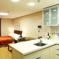 Отель Vabien Suites II Serviced Residence в номере