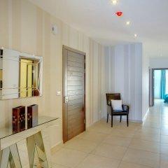 Отель Ocean Front LUX Apartment inc Pool, Upmarket Area Мальта, Слима - отзывы, цены и фото номеров - забронировать отель Ocean Front LUX Apartment inc Pool, Upmarket Area онлайн комната для гостей фото 3