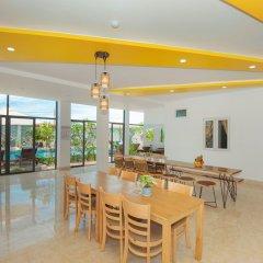 Отель Yellow Daisy Villa питание