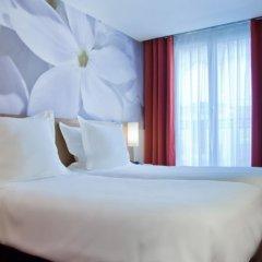Отель Albe Saint Michel Париж комната для гостей фото 5