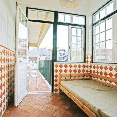 Liv'in Lisbon Hostel сауна