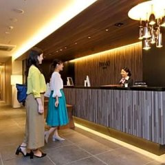 Отель Keio Presso Inn Tokyo Station Yaesu интерьер отеля фото 3