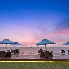 Отель Amagi Lagoon Resort & Spa пляж фото 2