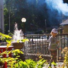 Гостиница Меридиан бассейн фото 2