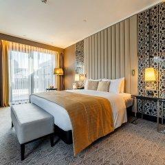Гостиница Double Tree By Hilton Minsk комната для гостей