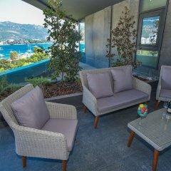 Отель Royal Gardens Budva Черногория, Будва - отзывы, цены и фото номеров - забронировать отель Royal Gardens Budva онлайн балкон