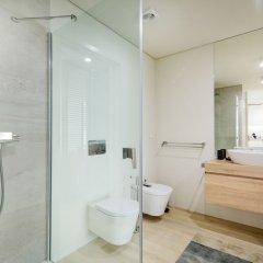 Отель Athena 4 Лиссабон ванная фото 2