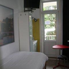 Отель Bicycle Hotel Amsterdam Нидерланды, Амстердам - отзывы, цены и фото номеров - забронировать отель Bicycle Hotel Amsterdam онлайн балкон