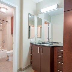 Отель Execustay Newseum RES Penn AVE США, Вашингтон - отзывы, цены и фото номеров - забронировать отель Execustay Newseum RES Penn AVE онлайн ванная