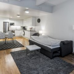 Отель Experience Living Budget Apartments Финляндия, Хельсинки - отзывы, цены и фото номеров - забронировать отель Experience Living Budget Apartments онлайн фото 9