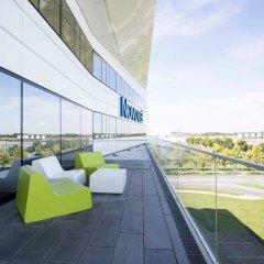 Отель Novotel München Airport балкон