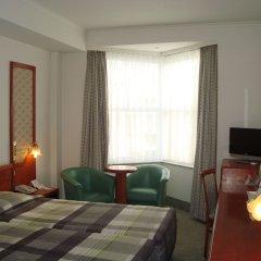 Отель Le Dome Бельгия, Брюссель - 2 отзыва об отеле, цены и фото номеров - забронировать отель Le Dome онлайн комната для гостей фото 5