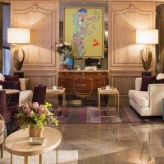 Hotel Balmoral - Champs Elysees Париж интерьер отеля фото 3