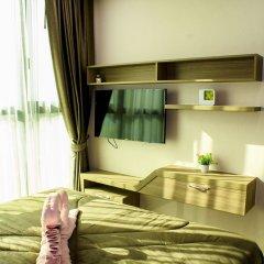 Отель Dusit Grand Condo View Jomtien Паттайя удобства в номере