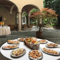 Отель Il Chiostro Италия, Вербания - 1 отзыв об отеле, цены и фото номеров - забронировать отель Il Chiostro онлайн питание фото 2