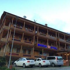 Meric Hotel Турция, Узунгёль - отзывы, цены и фото номеров - забронировать отель Meric Hotel онлайн парковка