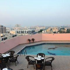 Fortune Plaza Hotel бассейн фото 2