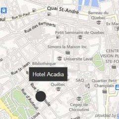 Отель Acadia Канада, Квебек - отзывы, цены и фото номеров - забронировать отель Acadia онлайн городской автобус