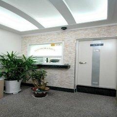 Отель Simple House Apgujeong Южная Корея, Сеул - отзывы, цены и фото номеров - забронировать отель Simple House Apgujeong онлайн интерьер отеля фото 2