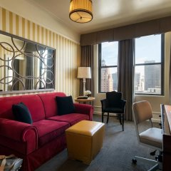 Citizen Hotel, A Joie De Vivre Hotel Сакраменто комната для гостей фото 4