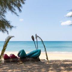 Отель Coriacea Boutique Resort пляж