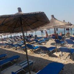 Отель Kompleks Joni Албания, Саранда - отзывы, цены и фото номеров - забронировать отель Kompleks Joni онлайн пляж