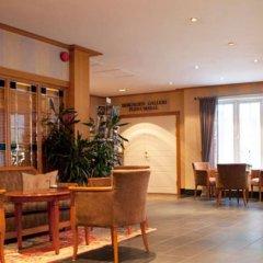 Quality Hotel Vøringfoss гостиничный бар