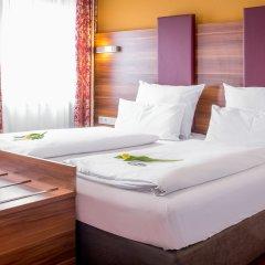 Отель TIPTOP Hotel Burgschmiet Garni Германия, Нюрнберг - отзывы, цены и фото номеров - забронировать отель TIPTOP Hotel Burgschmiet Garni онлайн комната для гостей фото 4