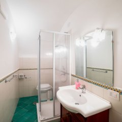 Отель Il Roseto B&B Равелло ванная фото 2