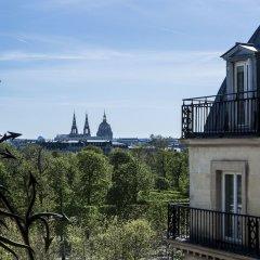 Отель Hôtel de La Tamise Франция, Париж - отзывы, цены и фото номеров - забронировать отель Hôtel de La Tamise онлайн балкон