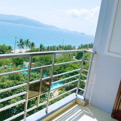 Thai Duong Hotel балкон