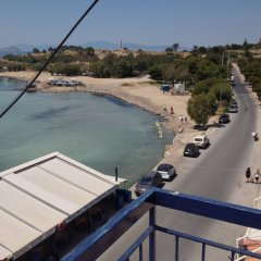 Hotel Avra балкон