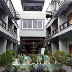 Отель Inlay Palace Hotel Мьянма, Хехо - отзывы, цены и фото номеров - забронировать отель Inlay Palace Hotel онлайн фото 2