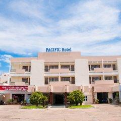 Отель Pacific Hotel Vung Tau Вьетнам, Вунгтау - отзывы, цены и фото номеров - забронировать отель Pacific Hotel Vung Tau онлайн парковка