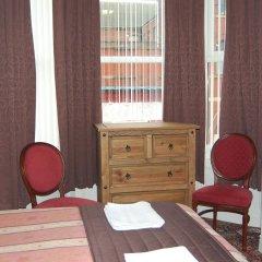 The Trafford Hotel удобства в номере