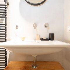 Отель Officine Cavour Италия, Падуя - отзывы, цены и фото номеров - забронировать отель Officine Cavour онлайн ванная фото 2