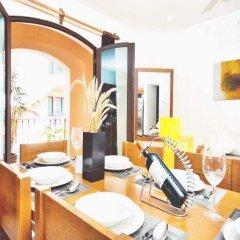 Отель Acanto Hotel and Condominiums Playa del Carmen Мексика, Плая-дель-Кармен - отзывы, цены и фото номеров - забронировать отель Acanto Hotel and Condominiums Playa del Carmen онлайн питание фото 3