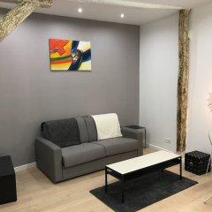 Апартаменты Exclusive New Apartment Heart Paris Париж комната для гостей фото 2