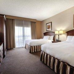 Embassy Suites Hotel Milpitas-Silicon Valley комната для гостей
