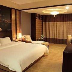 Отель Zhongshan Leeko Hotel Китай, Чжуншань - отзывы, цены и фото номеров - забронировать отель Zhongshan Leeko Hotel онлайн комната для гостей фото 5