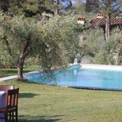 Отель Villa Poggio Ai Merli бассейн фото 3
