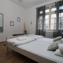 Belgrade Modern Hostel комната для гостей фото 5