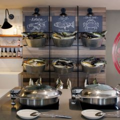 Отель VH Gran Ventana Beach Resort - All Inclusive питание